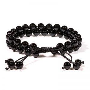 armband zwarte agaat sieraad massage sofie brakel