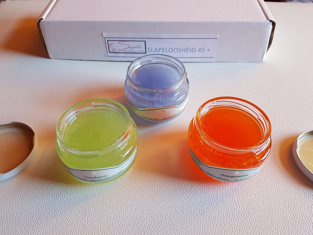 Doel aroma therapie wellness sofie brakel