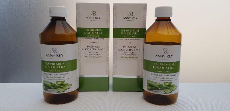 Aloe vera jus premium massage therapie gezondheid wellness sofie brakel