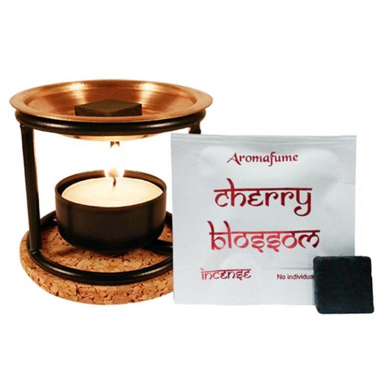 Aromafume Exotic Incense Diffuser wierookbrander massage gezondheid therapie sofie zwalm