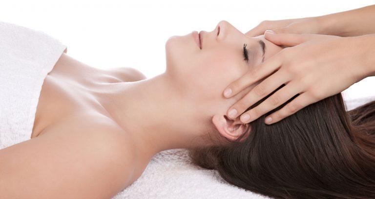 Gelaat hoofd massage wellness sofie brakel