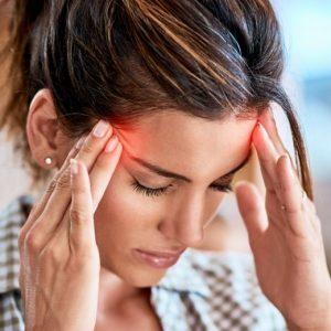 Migraine klacht doel aromatherapie massage gezondheid therapie sofie zwalm