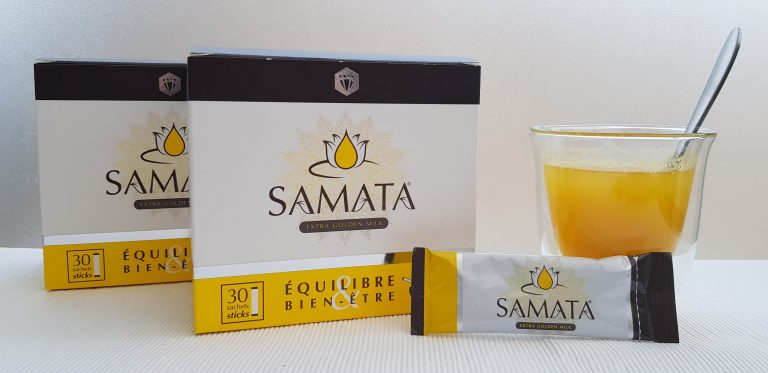 Samata extra golden milk massage therapie gezondheid wellness sofie brakel