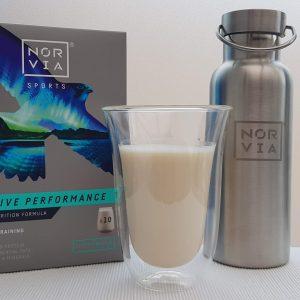 Norvia Active Performance massage therapie gezondheid wellness sofie brakel