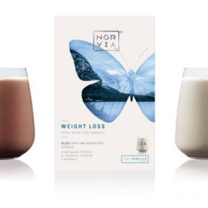 Norvia VLCD Weight Loss Shake massage gezondheid therapie sofie brakel
