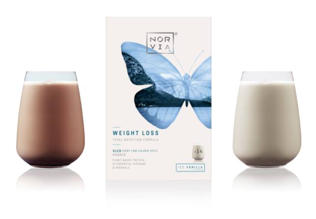 Norvia VLCD Weight Loss Shake massage gezondheid therapie sofie zwalm