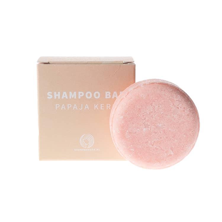 Shampoo Bars shampoo bar Papaja-kers massage therapie gezondheid wellness sofie brakel