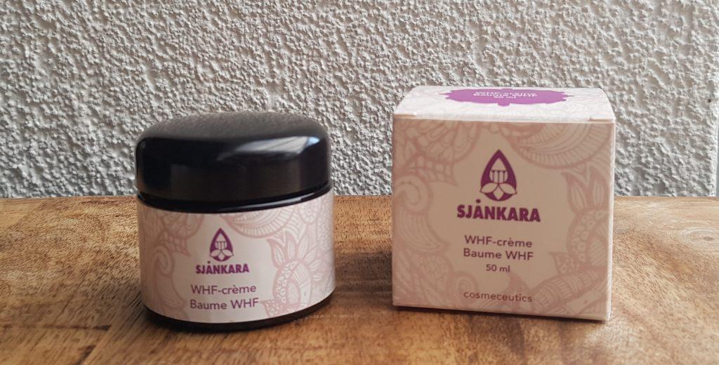 sjankara WHF-crème massage therapie gezondheid wellness sofie brakel