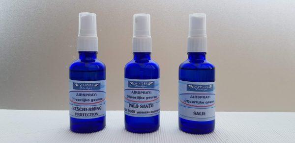 Aura spray angeldesign massage therapie gezondheid wellness sofie brakel