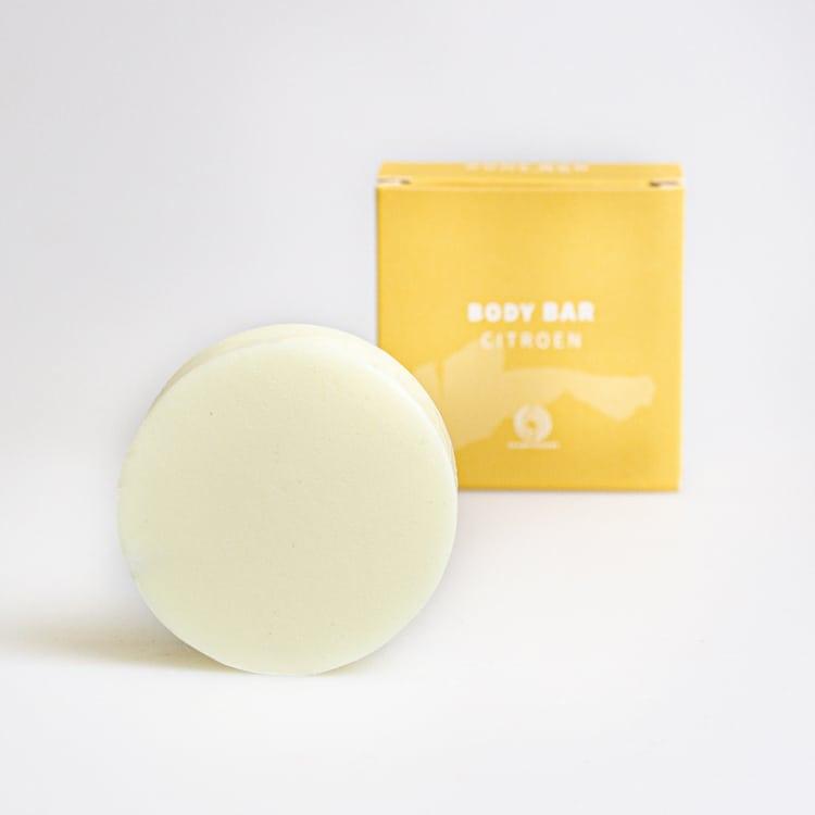 Shampoo Bars body bar Citroen massage therapie gezondheid wellness sofie brakel