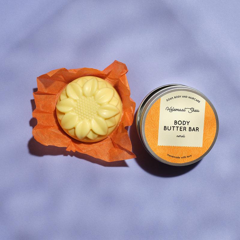 HelemaalShea Body Butter Bar Neroli massage therapie gezondheid wellness sofie brakel