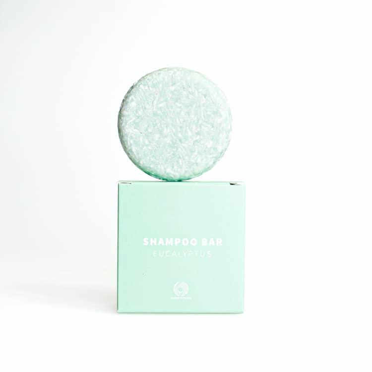Shampoo Bars shampoo bar Eucalyptus massage therapie gezondheid wellness sofie brakel