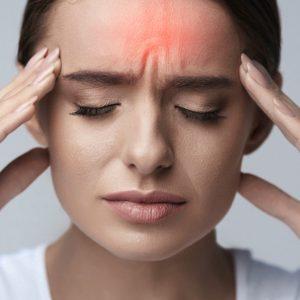 Hoofdpijn klacht doel aroma therapie massage gezondheid therapie sofie zwalm