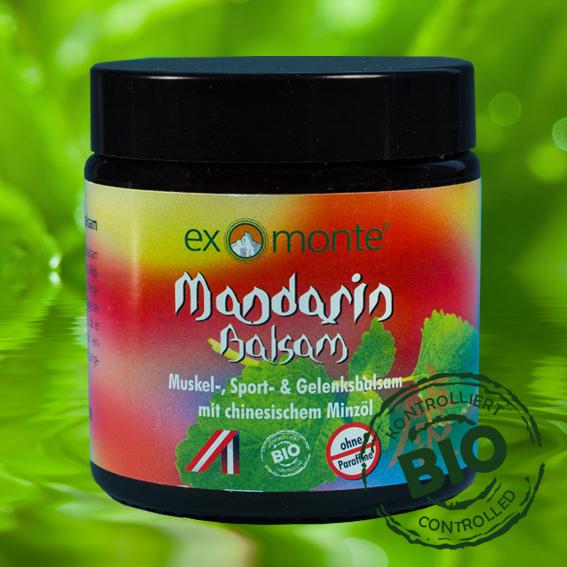 Exmonte mandarijn balsem massage therapie gezondheid sofie brakel